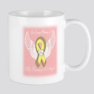 Trisomy 13 Angel girl Mug