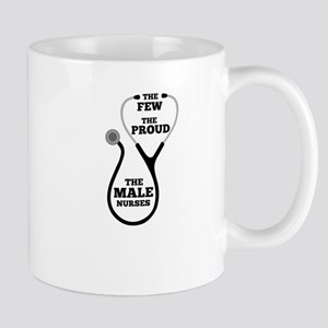 Funny Male Nurse Mugs