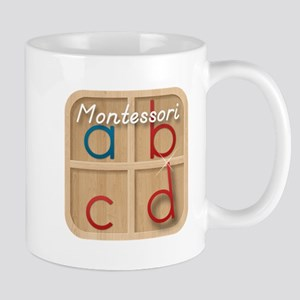 Mobile Montessori - Movable Alphabet icon Mug