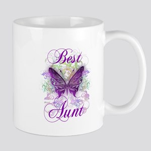 Best Aunt Large Mugs