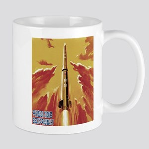 Mighty Leader Pierces Sky Mug