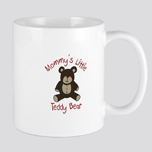 Mommys Teddy Bear Mugs