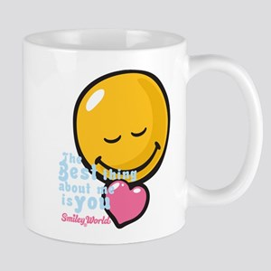 best thing smiley Mug