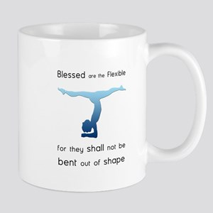 Blessed are the Flexible 2 Mug