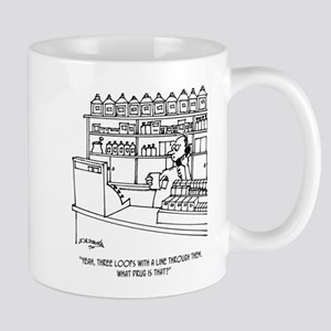 Pharmacist Cartoon 3109 Mug