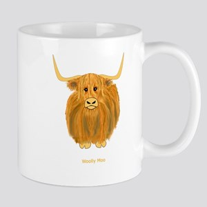 Woolly Moo Mugs