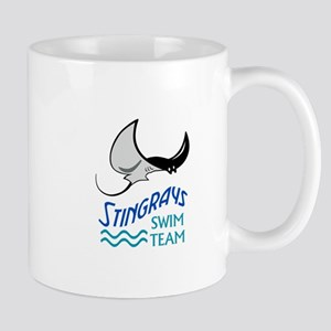 Swim Team Mugs
