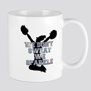 Cheerleader we sparkle Mugs