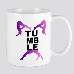 Tumbling Girls Mug
