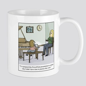 Presentation on Practicing Mugs