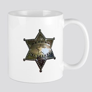 Mayberry Deputy Badge Mugs