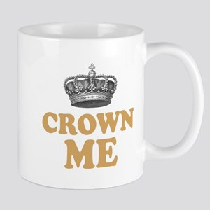 Crown Me Royal British Mug