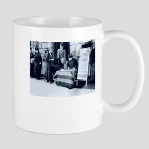 1917 Call for Women's Votes Mug