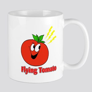The Flying Tomato Mug