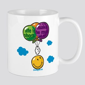 Ballon Smiley Mug
