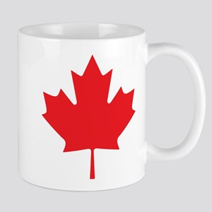 Canadian Maple Leaf Mug