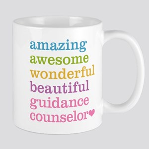 Amazing Guidance Counselor Mugs