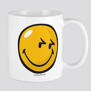 sneakiness smiley Mug