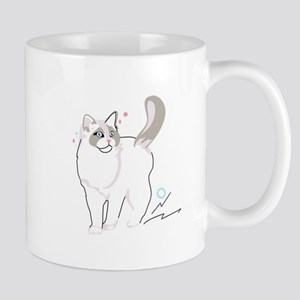 Ragdoll cat Mugs