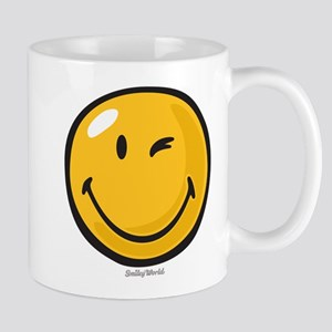 friendly wink Mug