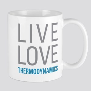 Thermodynamics Mugs