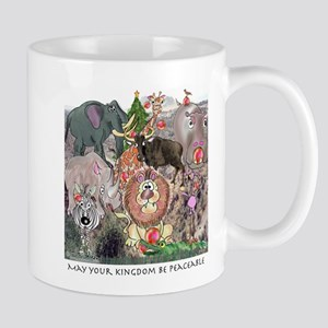 May Your Kingdom Be Peaceable Mug