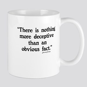 SHERLOCK HOLMES - THERE IS NOTHING  Mug
