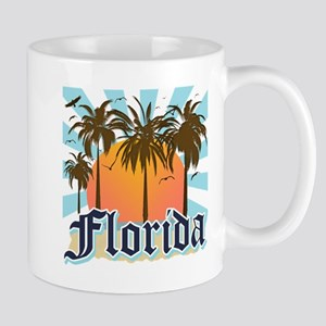 Florida The Sunshine State Mug