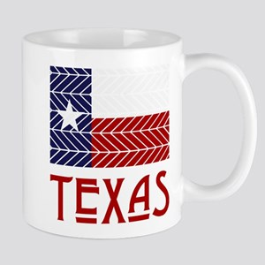 Lone Star Chevron Mugs