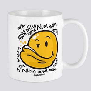 Num Smiley Mug