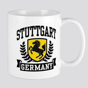 Stuttgart Germany Mug
