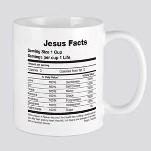 Jesus Facts Mugs