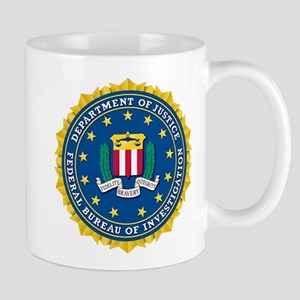 federal bureau of investigation Mugs