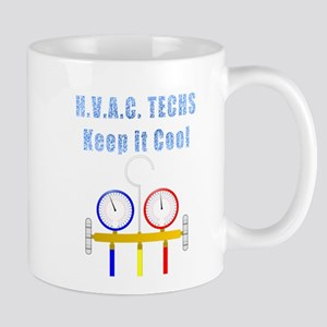 HVAC Techs Keep it Cool Mugs