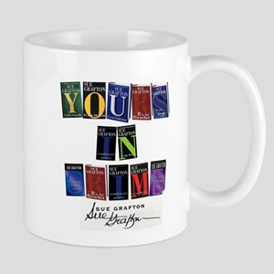 Yours In Crime Mugs