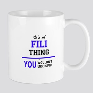 It's FILI thing, you wouldn't understand Mugs
