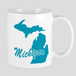 State Michigan Mug