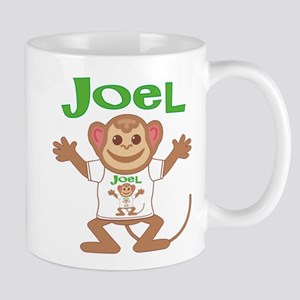 Little Monkey Joel Mug