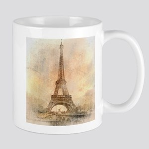 Vintage Paris 11 oz Ceramic Mug