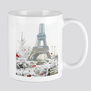 Winter in Paris Mug
