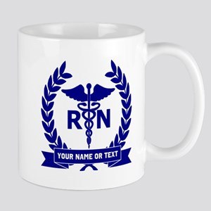 RN (Registered Nurse) Mugs