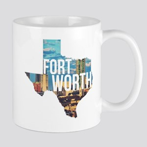 Fort Worth, Texas  Mug