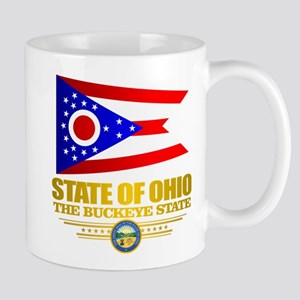 Ohio Flag Mugs