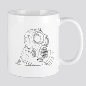 protective suit 678 Mugs