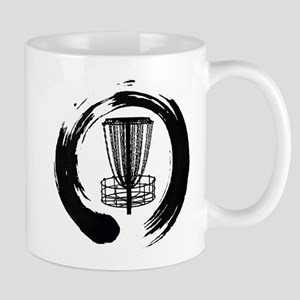 Zen Disc Golf Logo Mugs