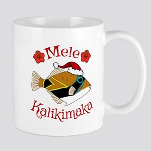 Christmas Humu Mugs