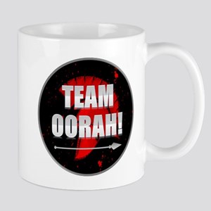 Team Oorah Shirt Mug