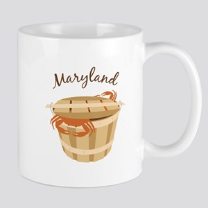 Maryland Crab ! Mugs