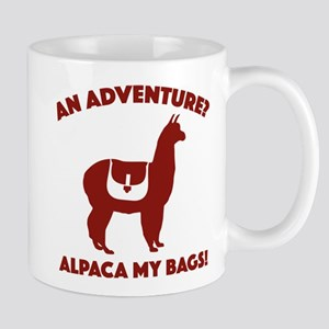 AlpacaaMyBags3E 11 oz Ceramic Mug