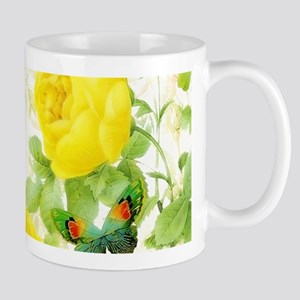 Believe - yellow roses Mugs